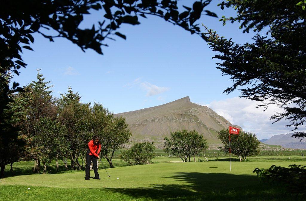 Íslandsmót golfklúbba lokið þar sem sveitir Leynis tóku þátt