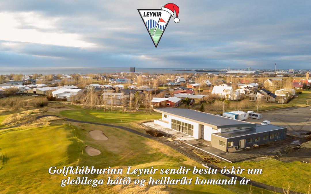 Jólakveðja – opnunartími um hátíðarnar