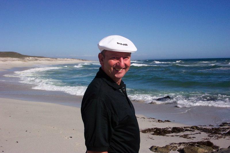 John Garner gestakennari hjá GL