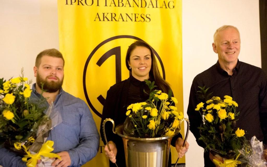 Valdís Þóra íþróttamaður ársins á Akranesi
