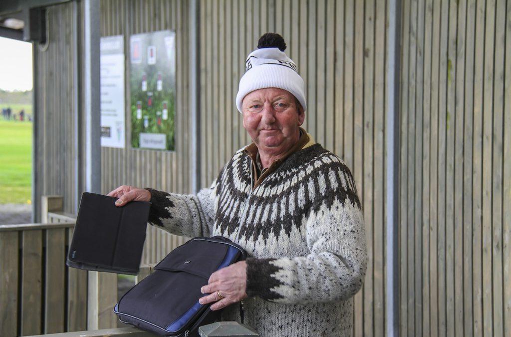 John Garner ráðin golfkennari hjá Leyni