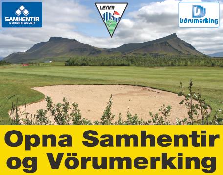 Opna Samhentir og Vörumerking 2.júní 2018