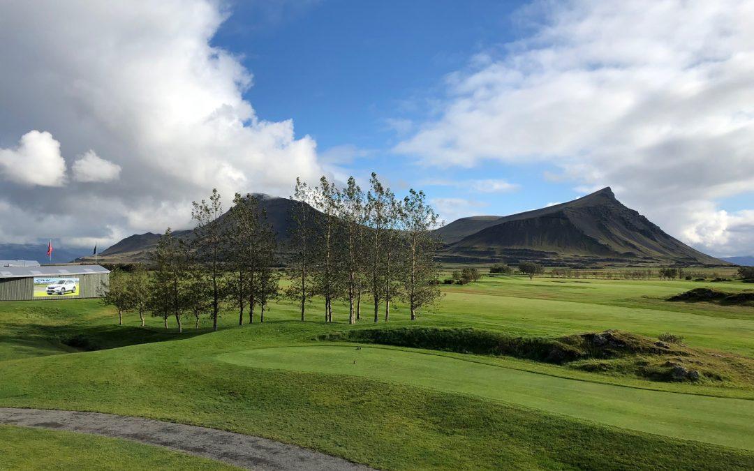 Íslandsmót golfklúbba – sveitir Leynis