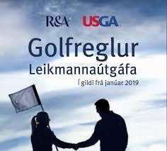 Kynning á golfreglum 7.maí