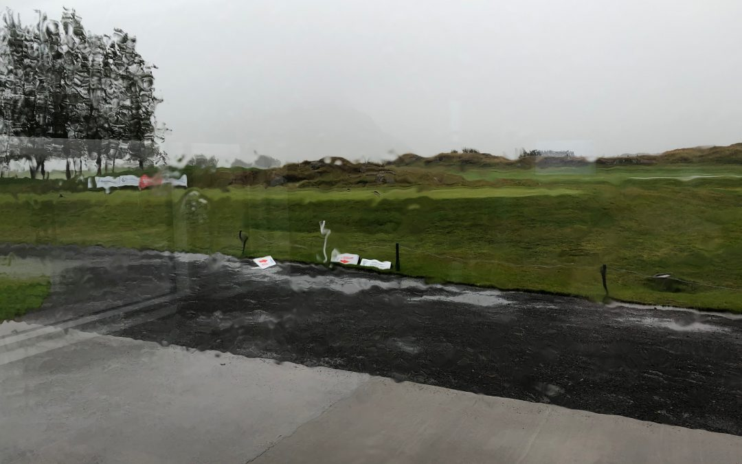 Afgreiðsla og golfverslun lokuð 7.september