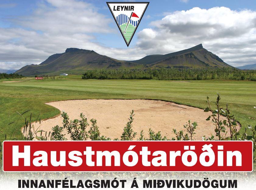 Miðvikudagsmótaröðin – úrslitakeppni 25.september