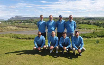 Íslandsmót golfklúbba 2021